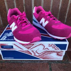New Balance women's shoes, new.